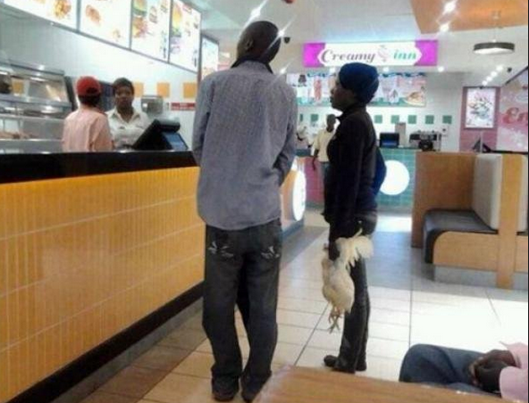 Funny Kfc Pictures 13 Pics: Funny WTF Kentucky Fried Chicken (KFC) Moments In Pictures