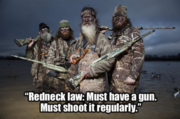 W Duck Dynasty Funny Redneck Quotes f...