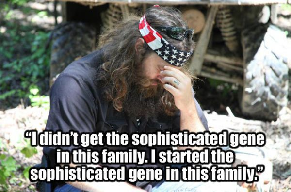 Funny Redneck Quotes from Duck Dynasty