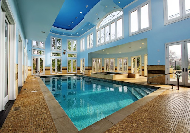 Check out these awesome indoor swimming pools the wall of champions - Inside swimming pool ...